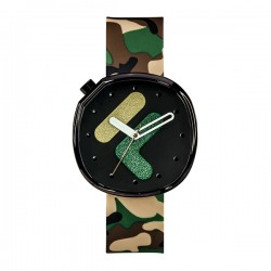Fila 42mm Unisex Analog Casual Rubber Watch - (38-308-001)