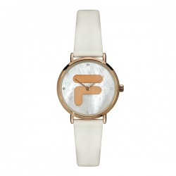Fila 30mm Ladies Analog Casual Leather Watch - (38-323-002)