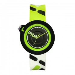 Fila Puffy 38mm Unisex Analog Casual Rubber Watch - (38-6081-002)