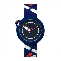 Fila Puffy 38mm Unisex Analog Casual Rubber Watch - (38-6081-005)