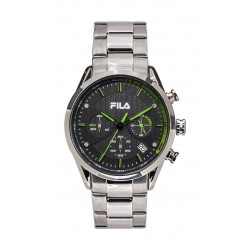 FILA 42mm Chronograph Gents Metal Watch - 38827003
