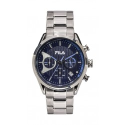 FILA 42mm Chronograph Gents Metal Watch - 38827004