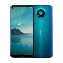 Nokia 3.4 32GB Dual Sim Phone - Blue