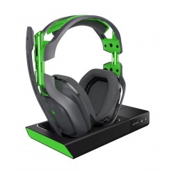 Astro A50 Wireless Gaming Headset For Xbox One – Green / Black