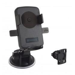 Sanberg In Car Mobile Stand Kit (405-56) - Black