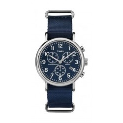 Timex Weekender Chronograph Gents Watch - Nylon Strap TW2P71300