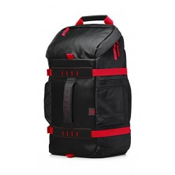 HP 15.6-inch Odyssey Backpack (X0R83AA) - Red/Black