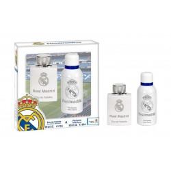 Cartoon Network Real Madrid For Kids 100ML Eau De Toilette + 150ML Perfume Body Spray