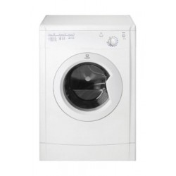 Indesit IDV 75(KW) Front Loader Air-Vented Dryer 7kg - White