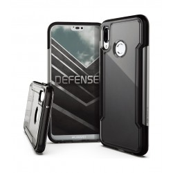 X-Doria Defense Clear Case For Huawei Nova 3E - Black
