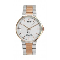 Jovial 32mm Ladies Analog Fashion Metal Watch - (4772-LAMQ-01)