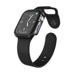 X-Doria Defense Edge 44mm Apple Watch Case - Charcoal