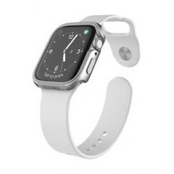 X-Doria  Defense Edge 44mm Apple Watch Case - Silver