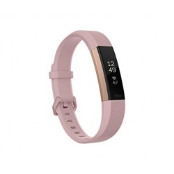 Fitbit Alta HR Large Fitness Tracker Special Edition - Pink Rose Gold 1st view
