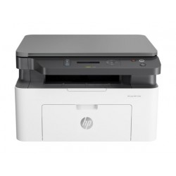 HP 3 In 1 Wireless Laser Multifunction Printer (4ZB83A) - White
