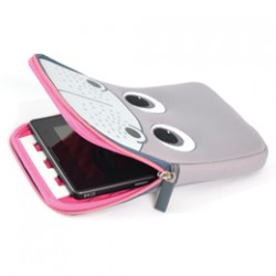 TabZoo 10- inch Tablet Sleeve Hippo