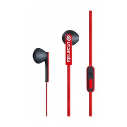 Urbanista San Francisco Wired In-ear Earphones with Mic URB-1032501 - Red