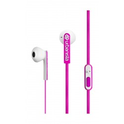 Urbanista San Francisco Wired In-ear Earphones with Mic URB-1032504 - Pink