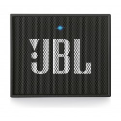 JBL GO Bluetooth Wireless Portable Speaker - Black