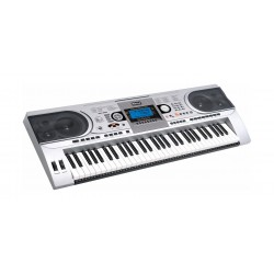 Wansa 61 Keys Musical Keyboard (MK-935) - Silver