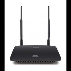 Linksys RE6500HG AC1200 Dual-Band Wireless Range Extender - Black