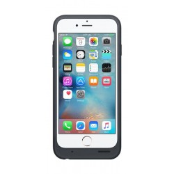 Apple Smart Protective Battery Case For iPhone 6S (MGQL2LL) - Charcoal Gray