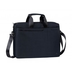Riva Top Loader Bag for 15.6-inch Laptop (8335) - Black