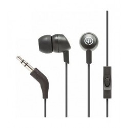 Wicked Brawl In-ear Wired Earphone with Microphone - Black