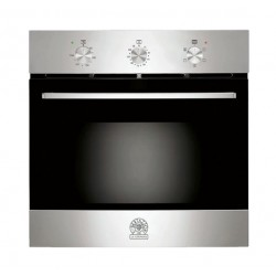 La germania 60cm 5 Function Built-in Electric Oven (F650E9X/12) - Silver