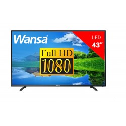 WANSA 43 inch Full HD LED TV - WLE43F7760