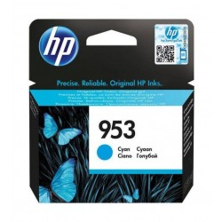 HP Ink 953 for InkJet Printing 700 Page Yield (F6U12AE) - Cyan Blue