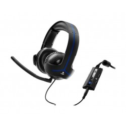 ThrustMaster Y300P Over-Ear Wired Headphone with Mic - Black