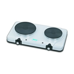 Wansa 2500W Double Hot Plate (ES-027) – Black / Silver