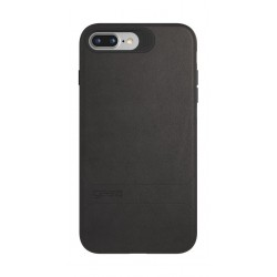 Gear4 Mayfair Protective Leather Case for iPhone 7 (IC740D3) - Black