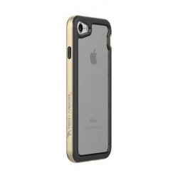 iPhone 7 Tech Armor Elite ShockTech Case - Gold