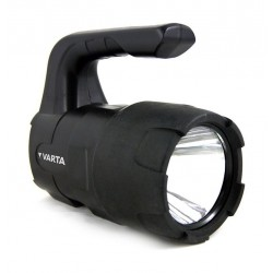 Varta  3W LED Indestructible Beam Lantern (18750101421) - Black