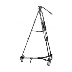 Promate TripodDolly Foldable Tripod Dolly