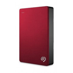 Seagate Backup Plus 4TB Portable Hard Drive (STDR4000902) - Red
