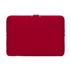 Riva Anti-shock Laptop Sleeve For Macbook 13.3-inch (5123) - Red