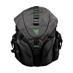 Razer Mercenary 14-Inch Gamer's Backpack - Black Front View