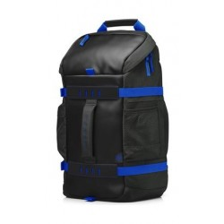 HP Odyssey Backpack For Laptop Up To 15.6 inch (Y5Y50AA) - Black/Blue