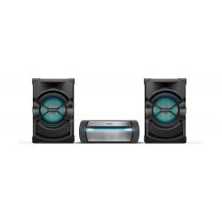 Sony HCD-SHAKEX10 High Power Bluetooth Home Audio System -  Black
