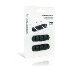 Bluelounge CableDrop Multi - Black