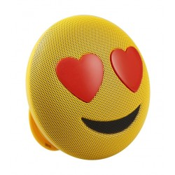 Jam Jamoji Bluetooth Wireless Speaker (HX-HPEM03)- Love Struck