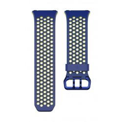 Fitbit Ionic Accessory Small Sport Band - Blue/Yellow