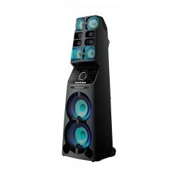 Sony High Power DVD USB Bluetooth Audio System (MHC-V90DW) - Black