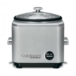 Cruisinart 650W 8 Cup Rice Cooker (CA-CRC800E) - Grey