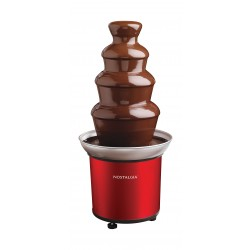 Nostalgia Chocolate Fountain (CFF986RR)