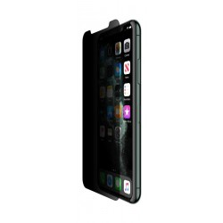 Belkin InvisiGlass iPhone 11 Pro Max Tempered Screen Protector - Black