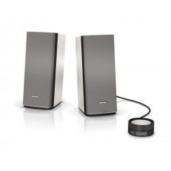 Bose Companion 20 Multimedia Speakers - Silver